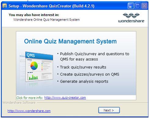 Tutorial IT #1(Instalasi): Quiz Online dengan Quiz Creator (4/4)