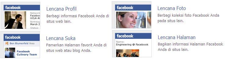 WP#3: Memasang Badge Profil Facebook di Wordpress. (2/4)